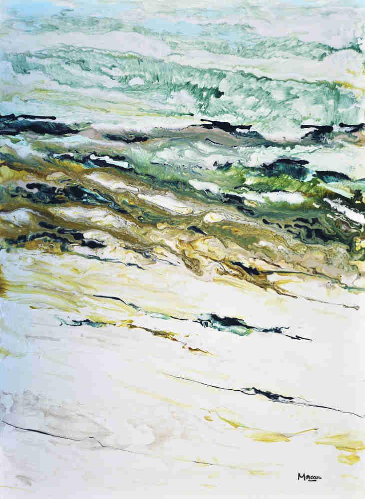 Vents et marées insulaire