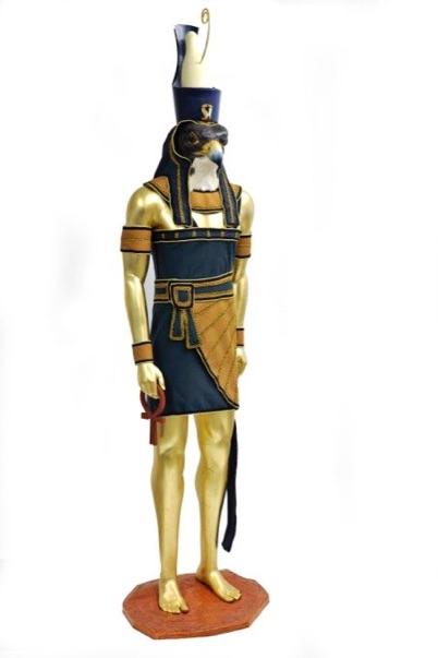 Sculpture Horus